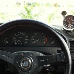 Photo taken at Mazda Dream Car Center by Aun P. on 3/5/2012
