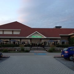 Photo taken at Van der Valk Hotel Emmen by Andi M. on 8/18/2012