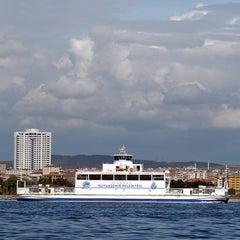 Photo taken at Pendik - Yalova Feribot İskelesi by 🇹🇷Mustafa Ç. on 8/14/2012