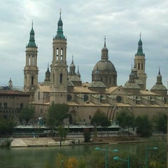 Photo taken at Hotel Ibis Zaragoza Centro by Juan Carlos P. on 10/29/2011