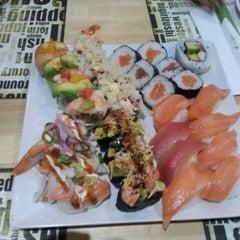 Photo taken at Toyo by Marina M. on 7/8/2012