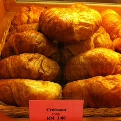Photo taken at Heistand Swiss Bakery by Ben S. on 3/31/2012
