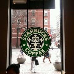 Photo taken at Starbucks by Richard K. on 2/11/2012