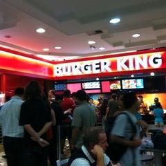 Photo taken at Burger King by Alberto T. on 12/22/2011