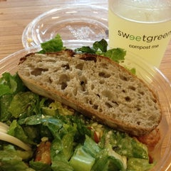 Photo taken at sweetgreen by Rose T. on 9/8/2012