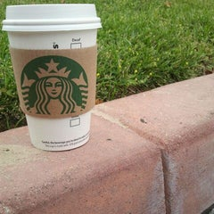 Photo taken at Starbucks by Leah G. on 8/20/2011