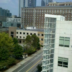 Photo taken at Georgia Tech Hotel and Conference Center by Holly G. on 9/2/2011