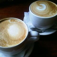 Photo taken at Rico's Café Zona Dorada by Andrea G. on 7/8/2012