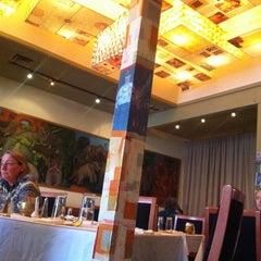 Photo taken at Ajanta Restaurant by Ofer R. on 2/1/2012
