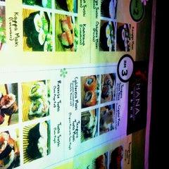 Photo taken at Hana Japanese Restaurant by †MuMu I. on 10/30/2011