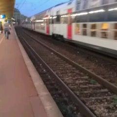 Photo taken at RER Montgeron — Crosne [D] by Cyril R. on 9/27/2011