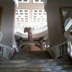 Photo taken at Teatro Abril by Ricardo C. on 12/8/2011