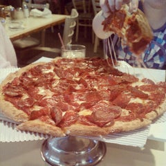 Photo taken at Benny's Pizza by Paul R. on 4/18/2012