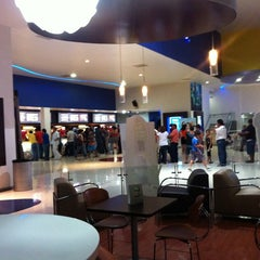 Photo taken at Cinépolis by Kyle R. on 8/11/2011