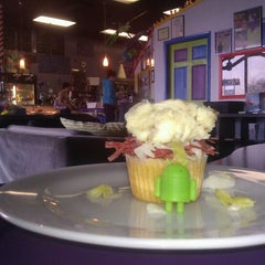 Photo taken at Starry Night Bakery by Frank S. on 3/17/2012