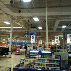 Photo taken at Meijer by Brian B. on 11/19/2011