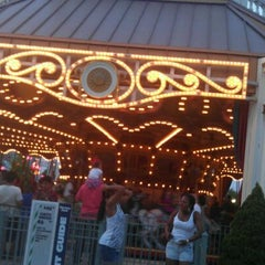 Photo taken at Dorney Park & Wildwater Kingdom by Claribel P. on 9/4/2011