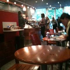 Photo taken at Caffè Belmondo by Tisha-Shea H. on 5/10/2011