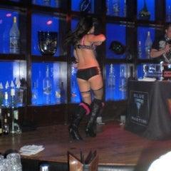 Photo taken at Blue Martini by Katrina Eireen M. on 7/19/2011
