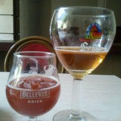 Photo taken at Belgian Beer Café Brussels by Daniel O. on 10/23/2011