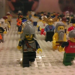 Photo taken at The LEGO Store by Petey P. on 7/13/2012