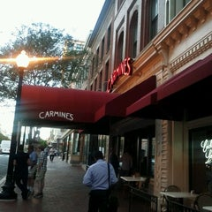 Photo taken at Carmine's by J. R. S. on 8/16/2011