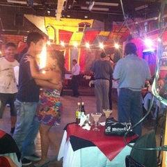 Photo taken at Cachafaz Tango Bar by Victoria & A. on 1/11/2012
