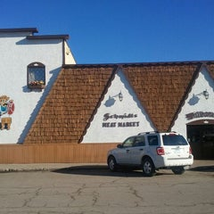 Photo taken at Schmidts Meat Market by Sam L. on 1/10/2012