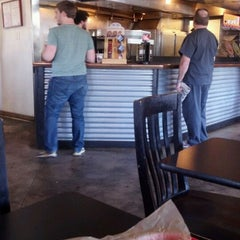 Photo taken at Flying Burrito Company by Steve M. on 4/24/2012