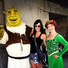 Photo taken at Shrek 4-D by Mery T. on 7/26/2012