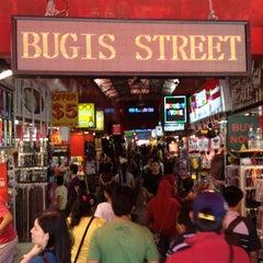 Photo taken at Bugis Street by Dion H. on 7/25/2012