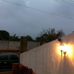 Photo taken at Urbanizacion Villas Garban by Alejandro A. on 7/31/2012