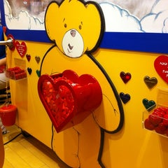 Photo taken at Build-A-Bear Workshop by Michelle H. on 6/21/2012