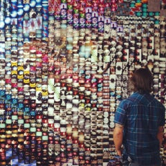 Photo taken at Lomography Gallery Store LA by Love A. on 4/25/2012