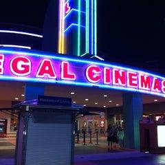 Photo taken at Regal Cinemas The Loop 16 & RPX by Kirk R. on 3/28/2012