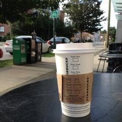 Photo taken at Starbucks by Aaron W. on 7/28/2012