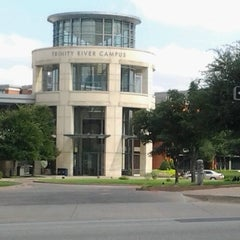Photo taken at Tarrant County College (Trinity River Campus) by Camille H. on 7/10/2012