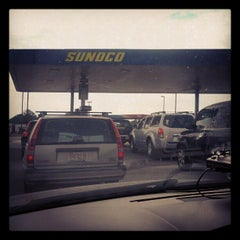 Photo taken at Sunoco by Ben T. on 6/30/2012