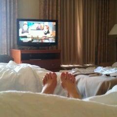 Photo taken at Hampton Inn & Suites Hemet by Angie C. on 6/11/2012