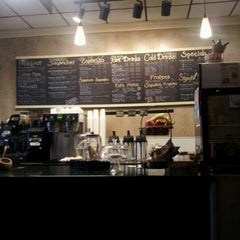 Photo taken at New Holland Coffee Co by Sean G. on 3/22/2012