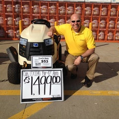 Photo taken at The Home Depot by Jim B. on 3/30/2012