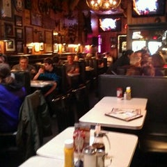 Photo taken at Tune Inn Restaurant & Bar by Christine S. on 3/25/2012