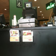 Photo taken at Jason's Deli by Phillip M. on 5/26/2012