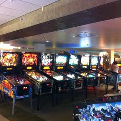 Photo taken at Pinballz Arcade by Josh G. on 3/20/2012