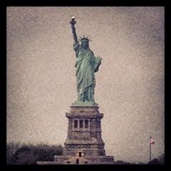 Photo taken at Staten Island Ferry Boat - Spirit Of America by Sebi on 5/2/2012