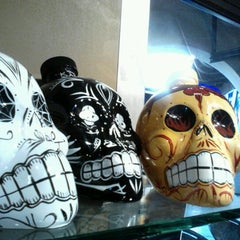 Photo taken at Oaxaca restaurante y cantina by Chris R. on 8/21/2012
