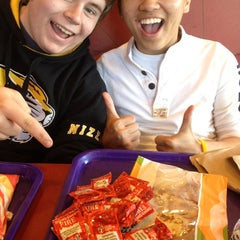 Photo taken at Taco Bell by Liz M. on 4/17/2012