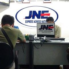 Photo taken at JNE by Media S. on 4/18/2012