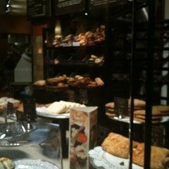 Photo taken at Panera Bread by Lauren L. on 3/15/2012