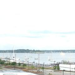 Photo taken at Marriott Residence Inn Waterfront by Brandi on 6/25/2012